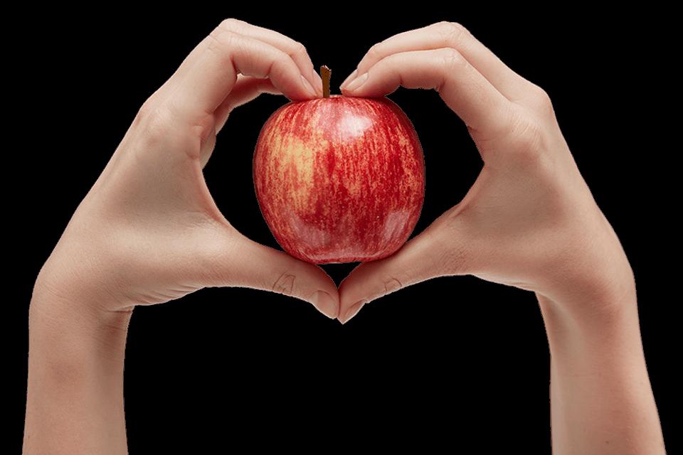 Nutricion y estilo de vida - Manzanas Washington